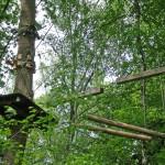 Hochseil-Parcours