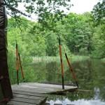 Naturerlebnisgelände - Seilbahn